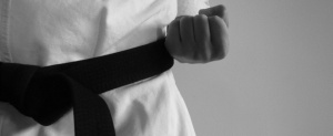 Integrity Martial Arts Black Belt