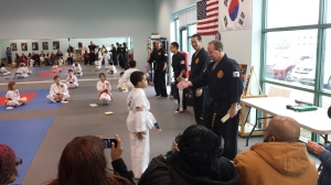Integrity Martial Arts Graduation
