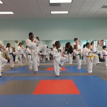 Integrity Martial Arts, February 2014 Graduation Ceremony