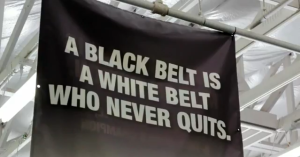 Taekwondo quote