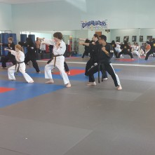 2014 June Graduation (BlackBelts) 100