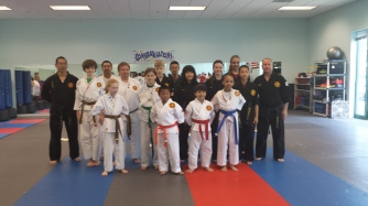 2014 June Graduation (BlackBelts) 201