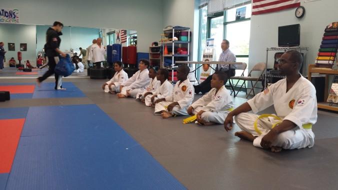 2014 July Testing at IMA 203