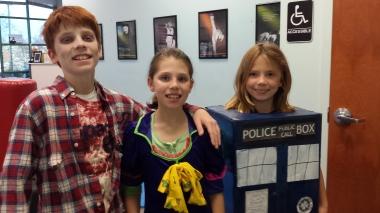 2014 IMA costume night