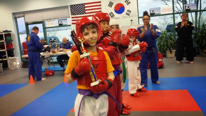 Integrity Martial Arts Sparring Tournament