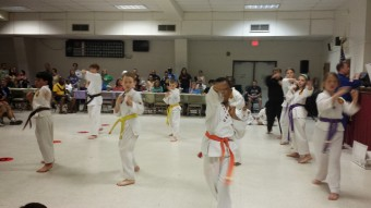 2015 Integrity Martial Arts Taekwondo Demonstration