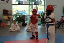 2015 July Betl Test at nNtegrity Martial Arts