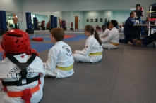 July Taekwondo Belt Test