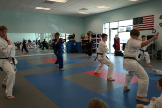 IMA Taekwondo Graduation