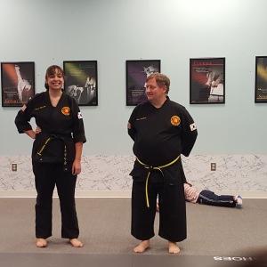 Integrity Martial Arts Taekwondo Sparring Tournament
