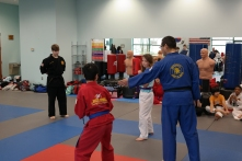 IMA and Smart Coach Sparring Tournament