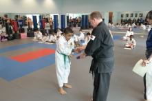 Integrity Martial Arts Taekwondo Graduation