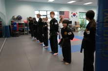 2016 Tae kwon do Black Belts