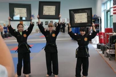 2016 Tae kwon do