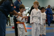 Integrity Martial Arts and Smart Coach Taekwondo Sparring Tournament
