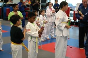 Integrity Martial Arts and Smart Coach Taekwondo Sparring Tournament