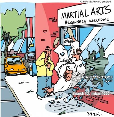 Martial Arts: Beginners Welcome.