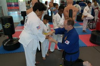 SAMSUNGIntegrity Martial Arts 2017 CSC
