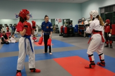 Integrity Martial Arts 2017 Taekwondo Sparring Tournament