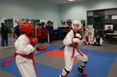 Integrity Martial Arts belt test Jan 2018