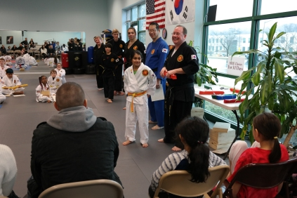 2018 February Integrity Martial Arts Belt Graduation