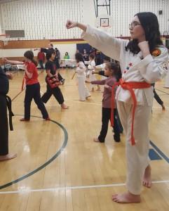 Integrity Martial Arts Demo
