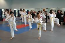 2018 Integrity Martial Arts Graduation