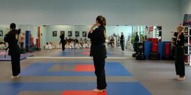 Integrity Martial Arts black belts
