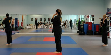 Integrity Martial Arts black belts
