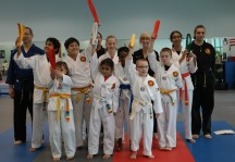 Integrity Martial Arts 2018 October Belt Graduation