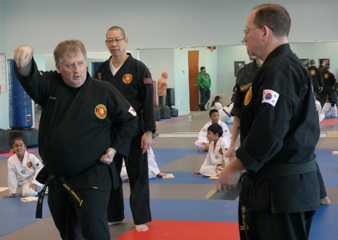 Integrity Martial Arts 2018 Graduation