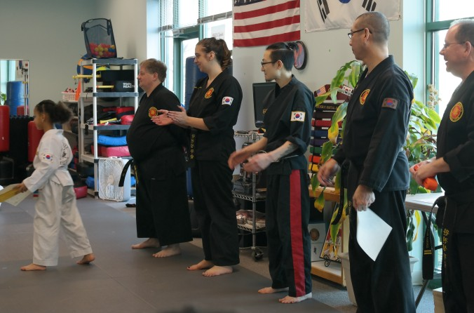 Integrity Martial Arts 2018 Graduation