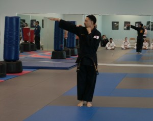 Integrity Martial Arts April 2019 Graduation