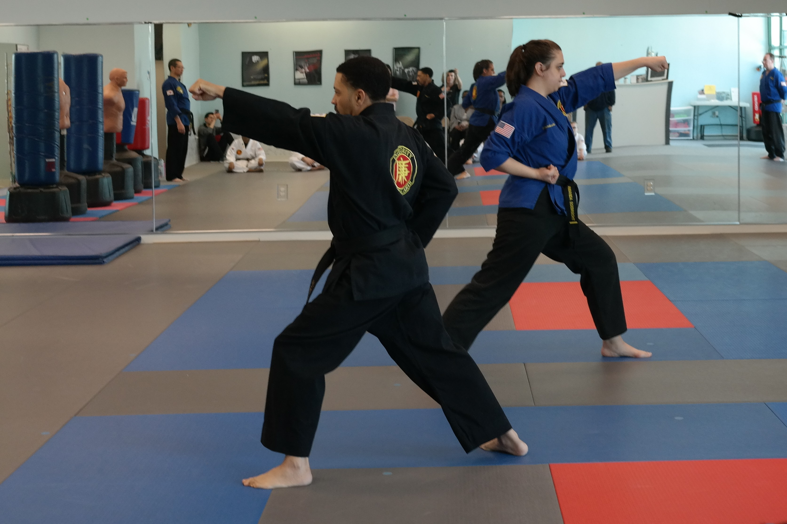 Integrity Martial Arts April 2019 Graduation