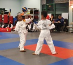 Integrity Martial Arts January 2020 Belt Test