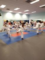 Integrity Martial Arts January 2020 Belt Test