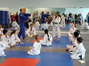 Feb Graduation Integrity Martial Arts