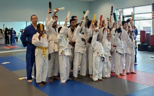Feb Graduation Integrity Martial Arts